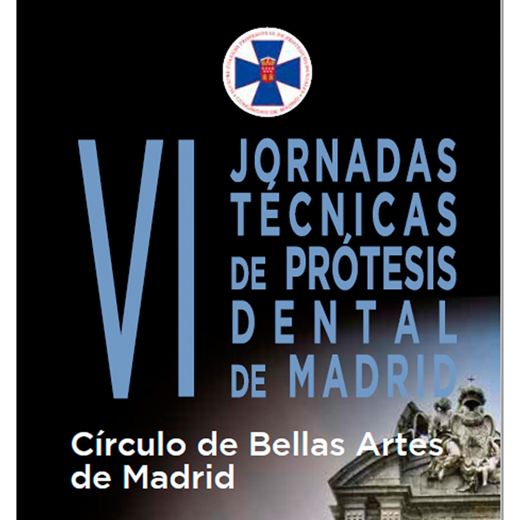 Vi jornadas madrid dental everest dep sito dental for Eventos madrid mayo 2017
