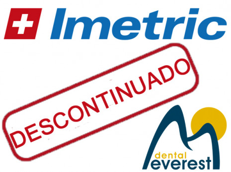 Cese de distribucion de la empresa Imetric por parte de Dental Everest