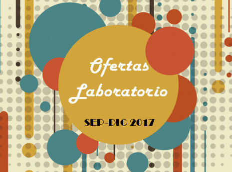 Ofertas laboratorio Sep-Dic 2017