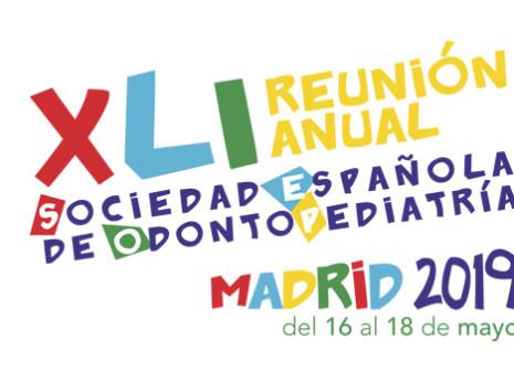 XLI reunión anual sociedad española de odontopediatria