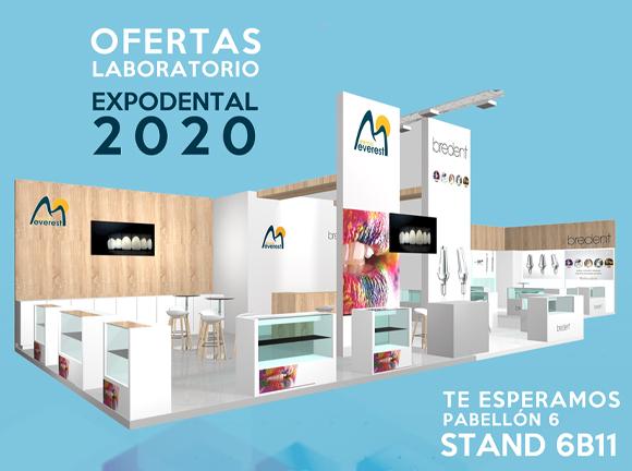 Ofertas Expodental 2020