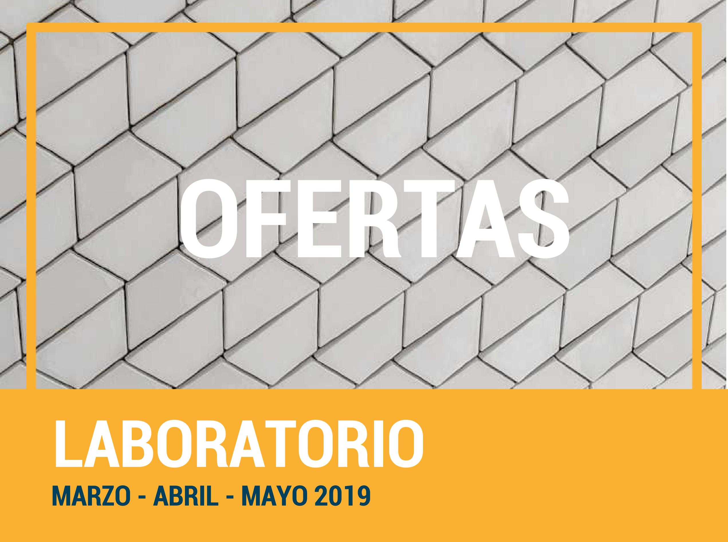 Laboratorio Mar-May 2019