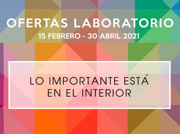 Laboratorio 15 feb- 30 abril 2021