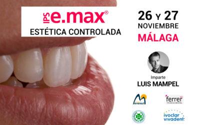 IPS E.MAX ESTÉTICA CONTROLADA