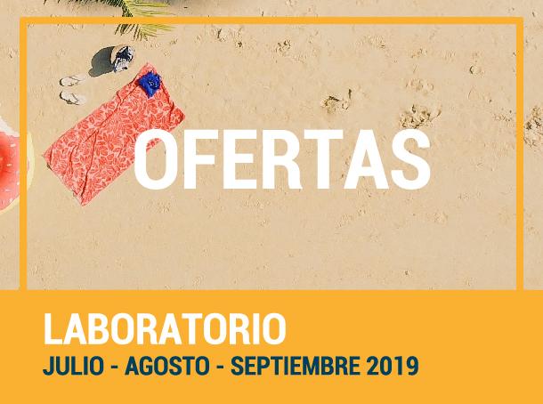 Laboratorio Jul-Sept 2019
